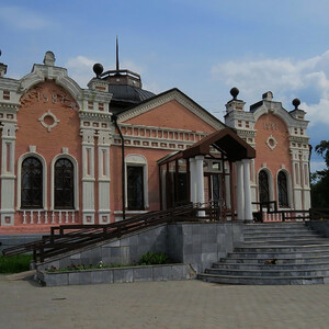 Тобольский Губернский музей