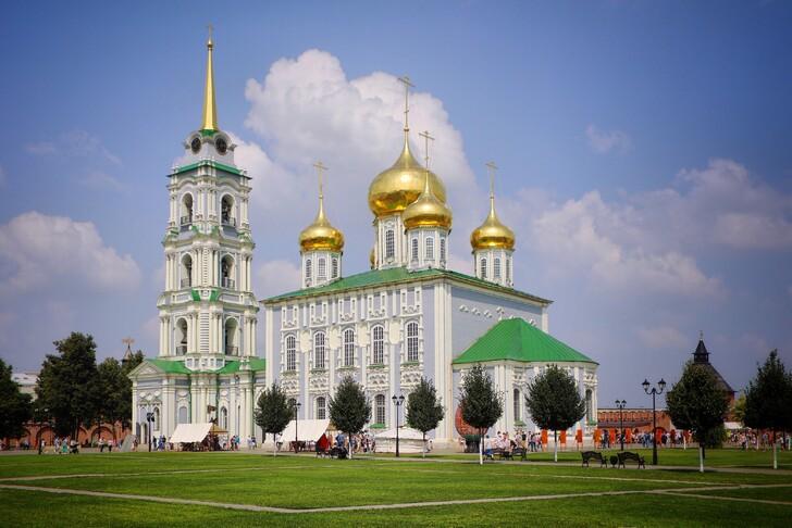 Свято-Успенский собор в кремле