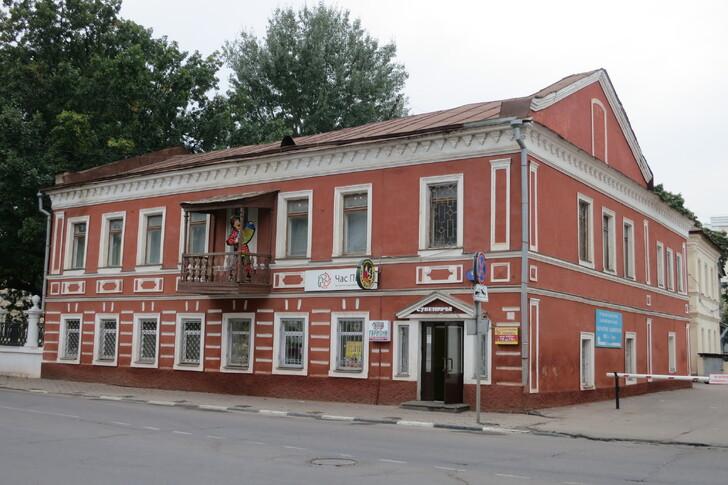 Музей гармони деда Филимона