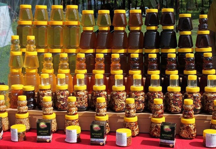 Алтайский мед и мумие