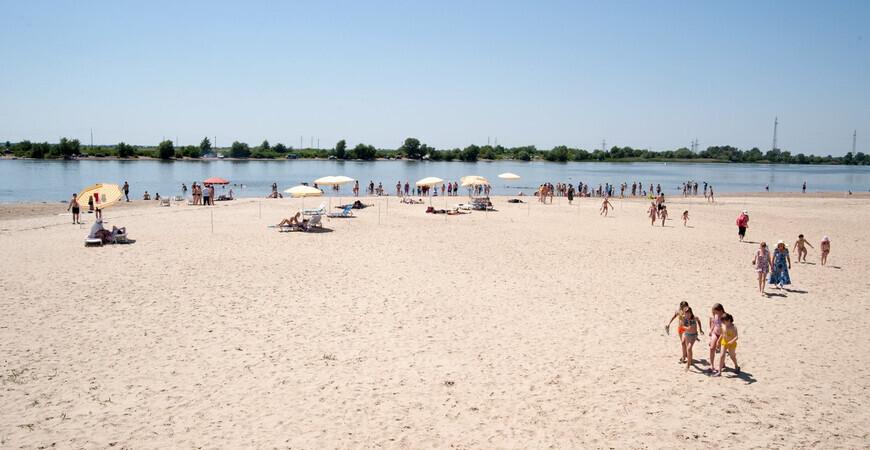 Пляж «Казачий Дон»