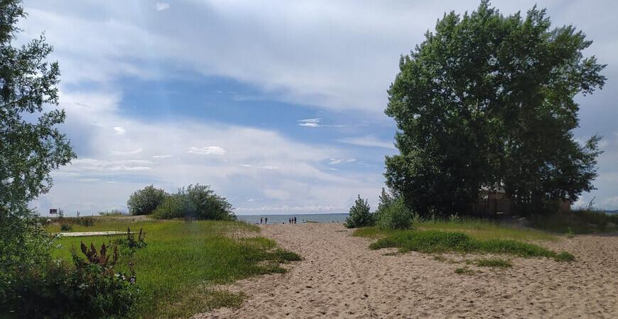 Пляж «Старый Бердск»
