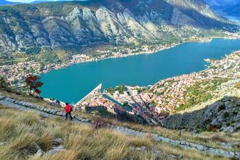 В Черногории построят канатную дорогу от Котора до Ловчена