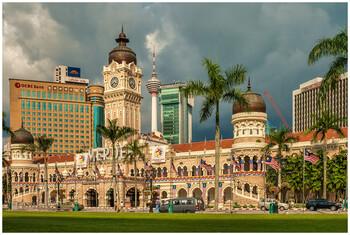 Малайзия откроет границы для туристов по принципу отдельных направлений