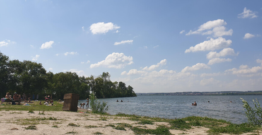Пляж «Ясень»