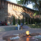 Сквер Памяти Героев