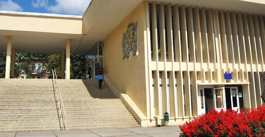 Центральная питьевая галерея Пятигорска