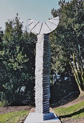 Эквилибрио — скульптура равновесия и согласия. Подарок Волгограду от Кёльна