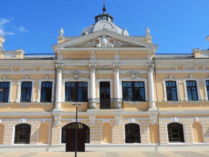 Здание на ул. Металлистов