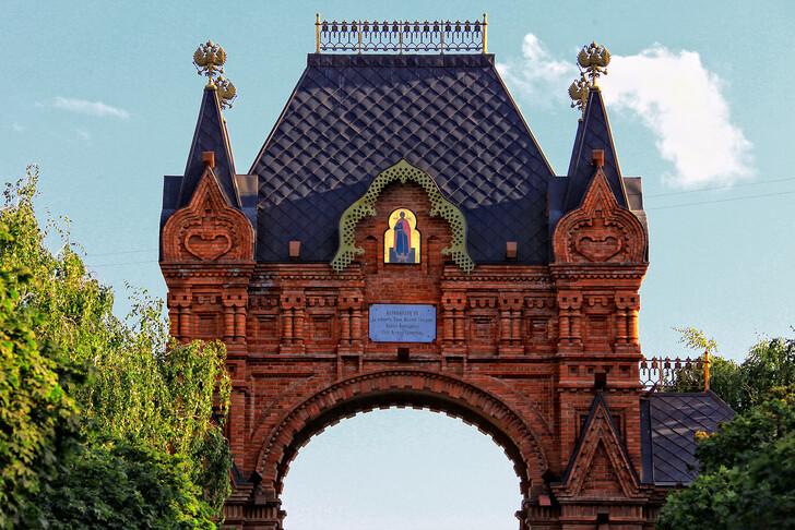 Александровская триумфальная арка