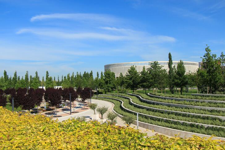 Парк «Краснодар»