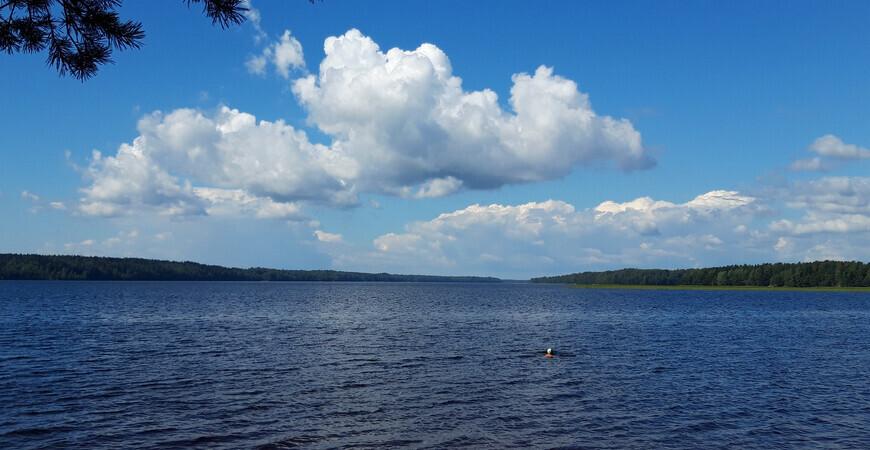 Пионерское озеро (Куолемаярви)