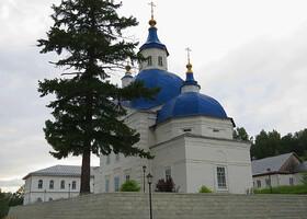Монастыри Тобольска