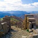Крепость-декорация «Грозовые ворота» в Геленджике