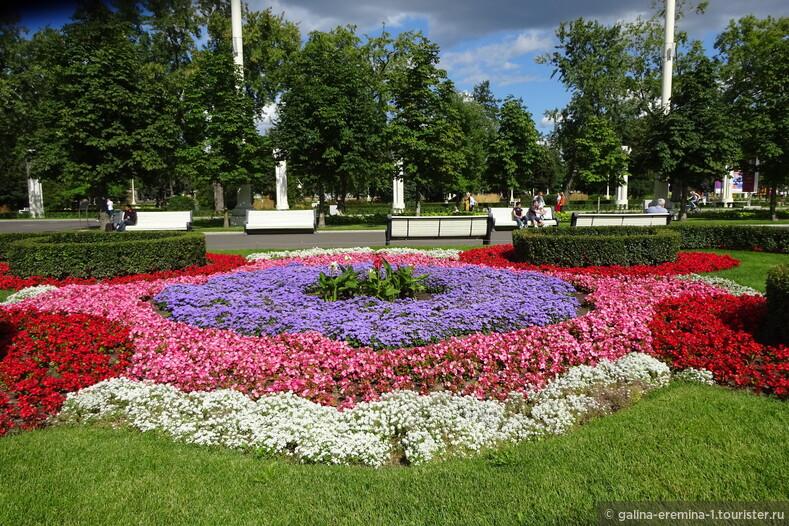 Выставка Сады и люди на ВДНХ 2020