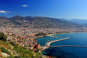 Турция откроется для Казахстана с сентября