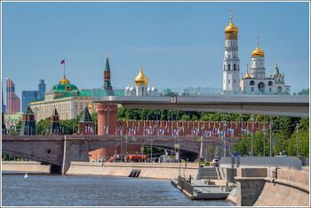 День города в Москве пройдёт 5-6 сентября, но масштабных гуляний не будет