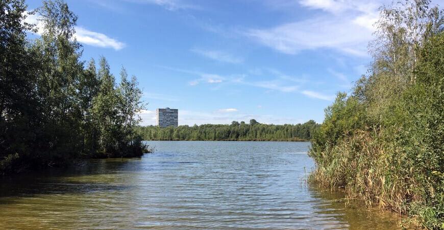 Святое озеро в Косино