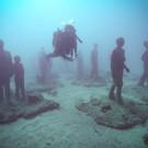 Подводный музей современного искусства