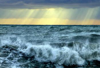 Ухудшение погоды прогнозируется в Сочи