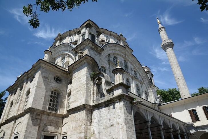 Мечеть Бююк Селимие
