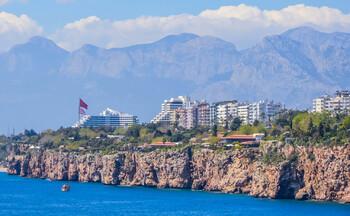Первый чартер в Турцию из Калининграда вылетит 24 августа