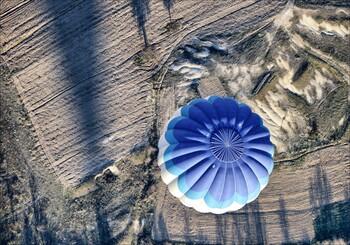 В Каппадокии раньше срока возобновились полёты воздушных шаров