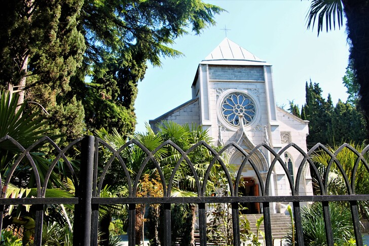 Костел Непорочного зачатия Девы Марии