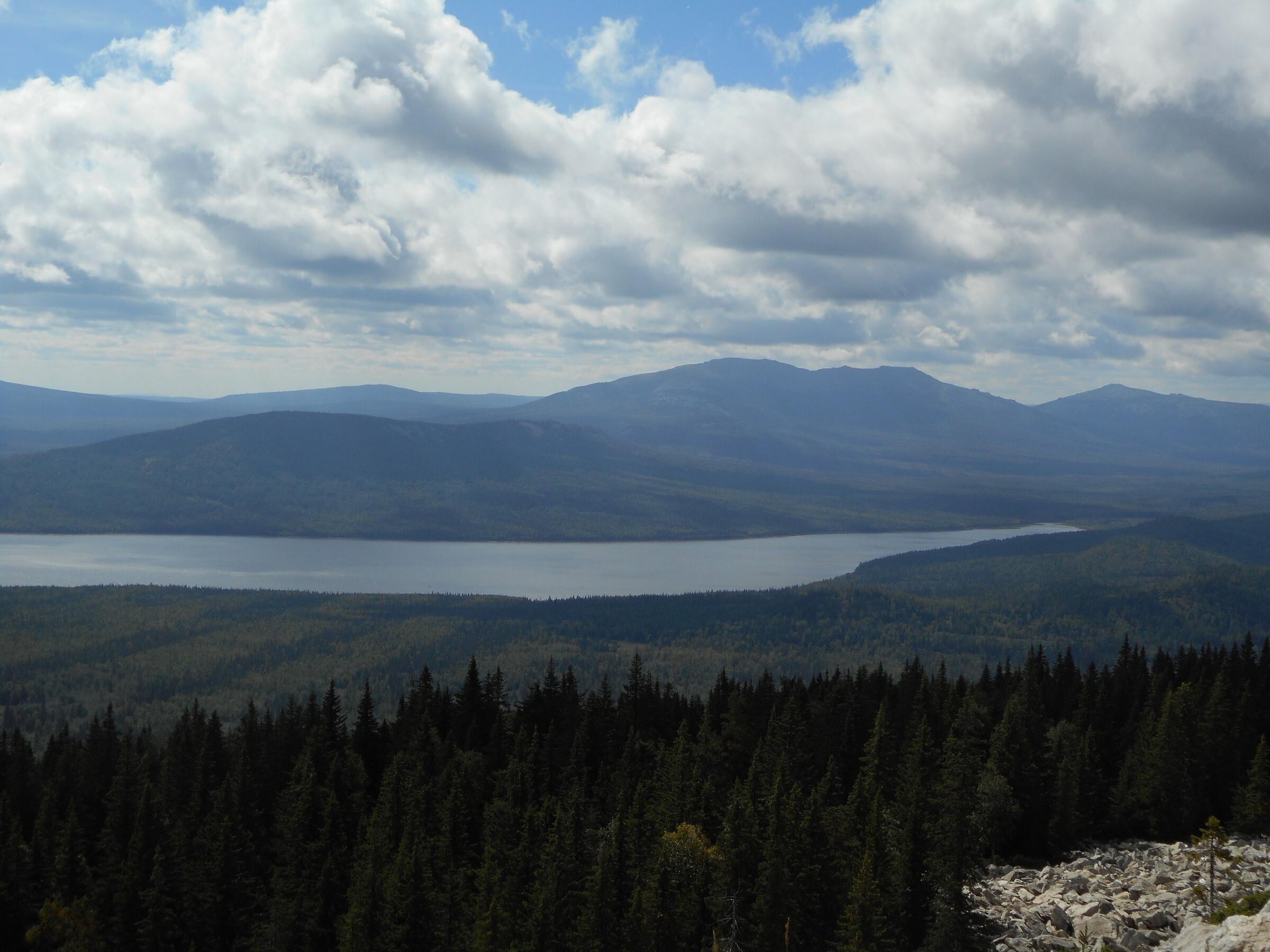 Хребет Зюраткуль в Челябинской области — высота, где ...