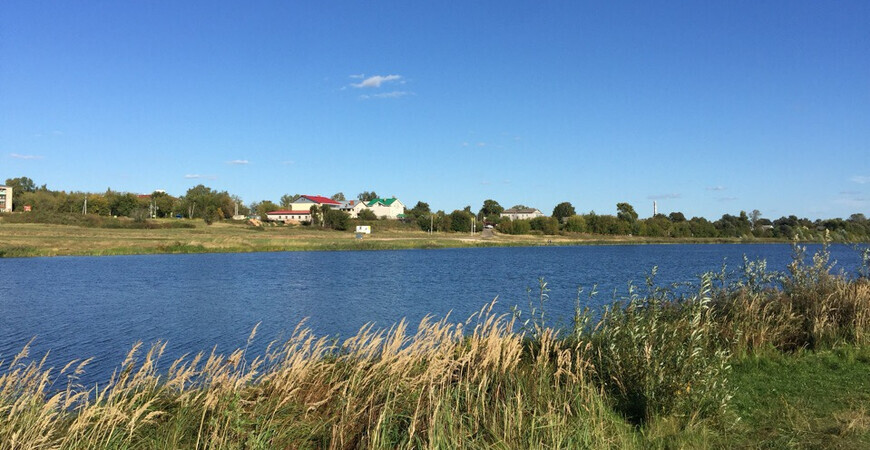 Юрасовское озеро