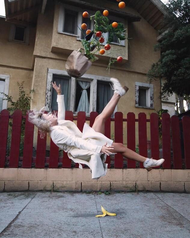 Антигравитация: фото, на которых напрочь забыли о земном притяжении