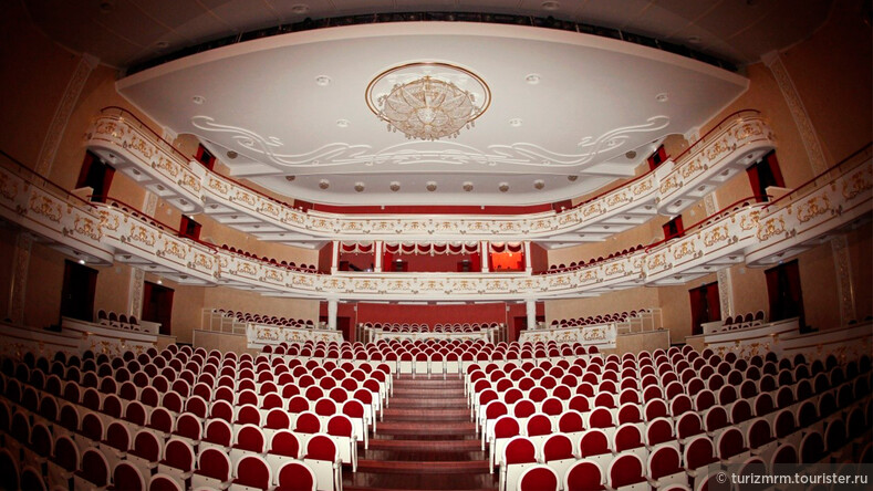 В Мордовии разрешено посещение театров и кинотеатров