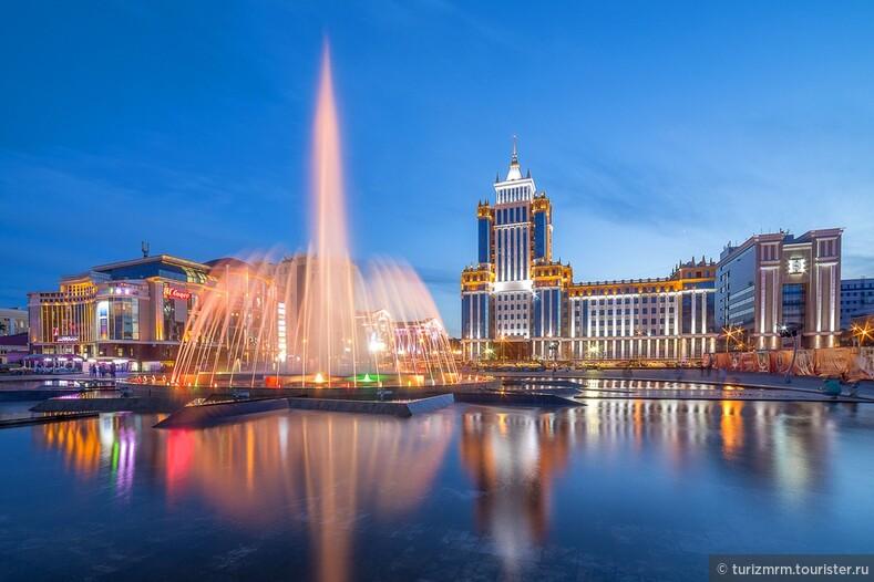 10 фактов о Площади Тысячелетия в Саранске
