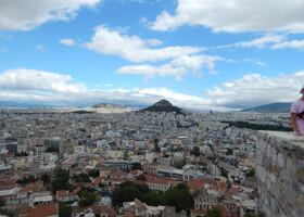Афины.Один день на знакомство с городом