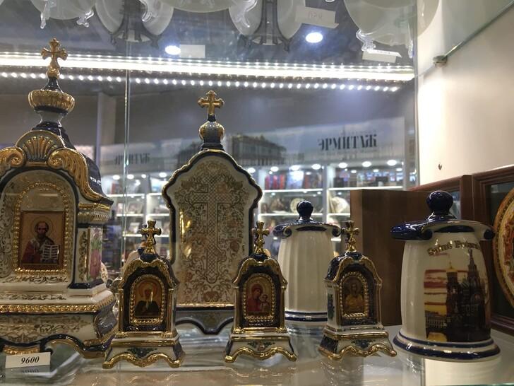 Что привезти из Санкт-Петербурга