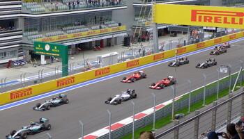 Зрители Формулы 1 в Сочи ежедневно будут проходить термометрию