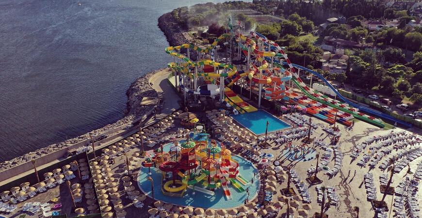 Аквапарк «Marina Aquapark»