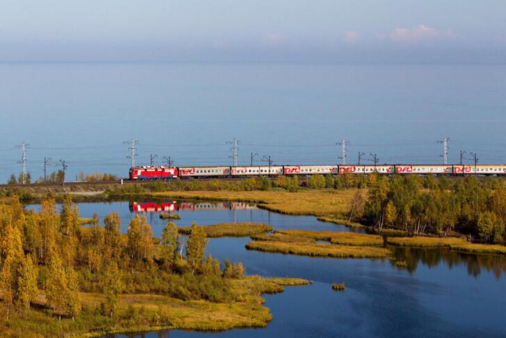 Поезд Москва — Пермь