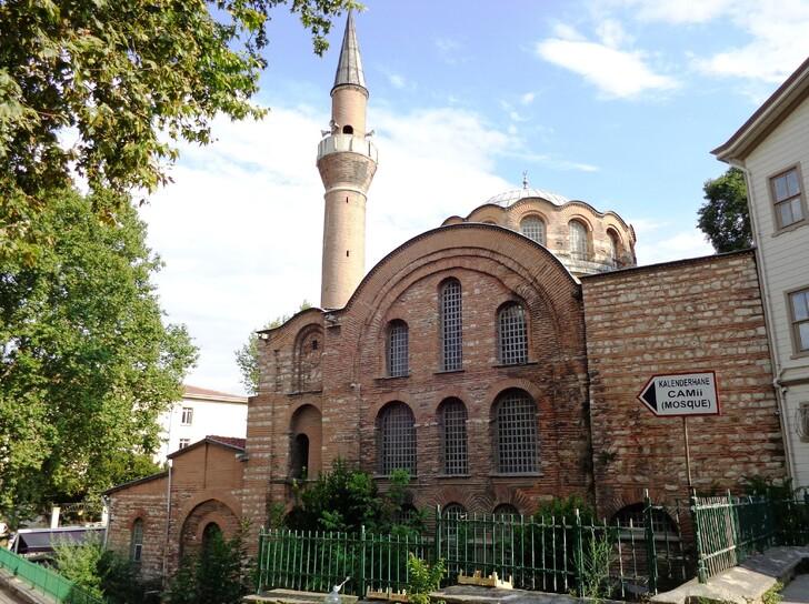 Церковь Богородицы Кириотиссы