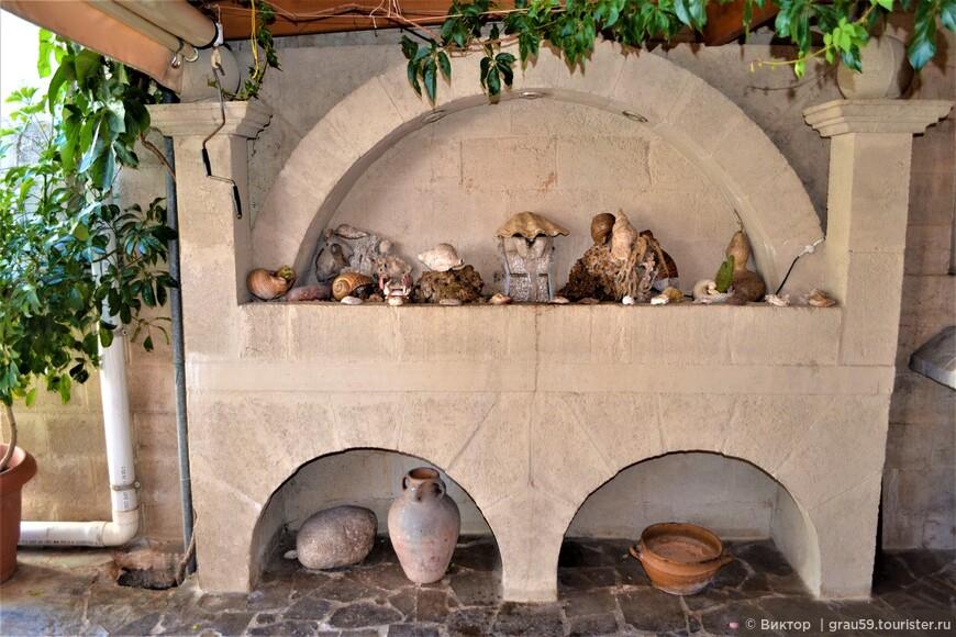 Пробуем подлинно греческую кухню в дебрях острова