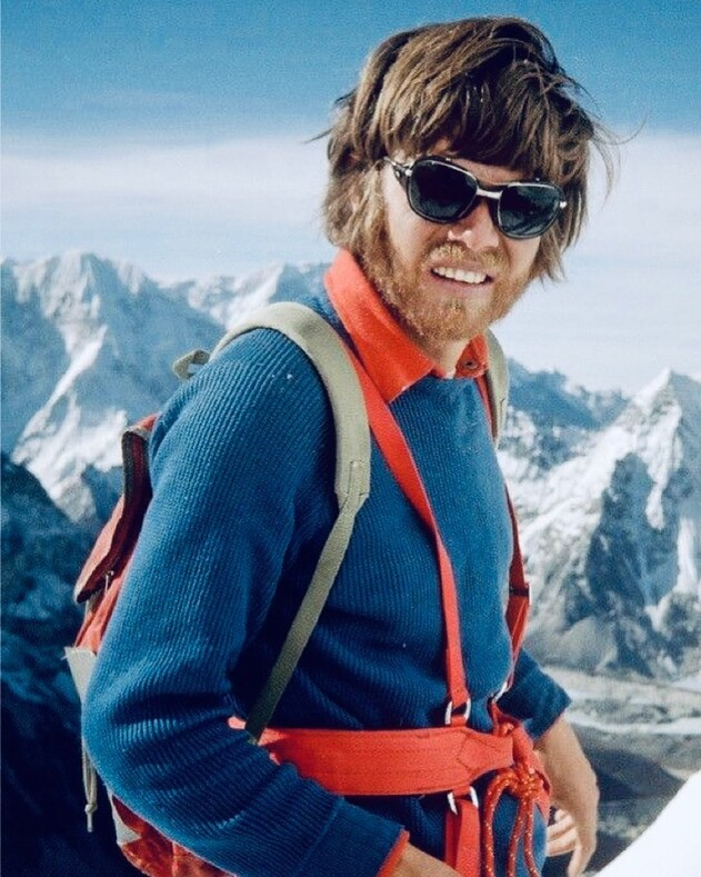 Жизнь на пределе возможностей: Райнхольд Месснер - величайший альпинист современности