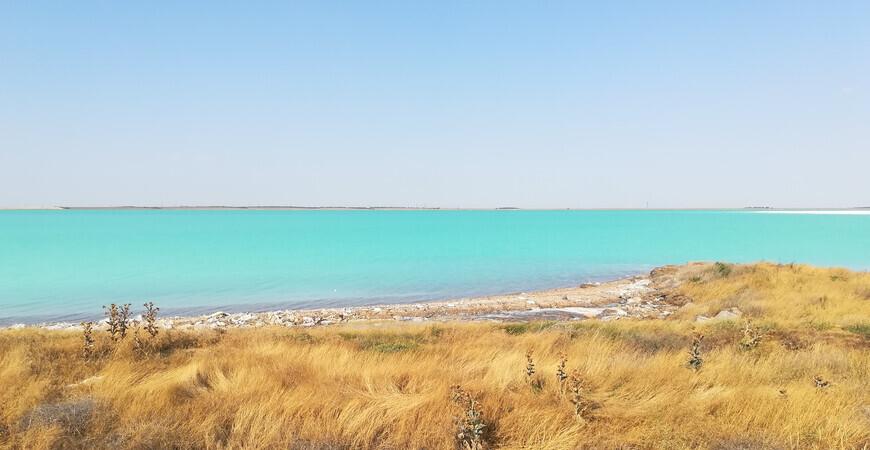 Озеро Красное (Асс) в Крыму