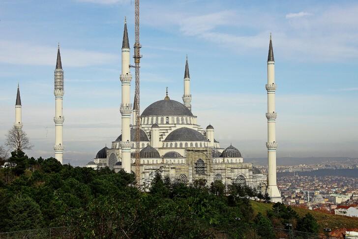 Мечеть Чамлыджа