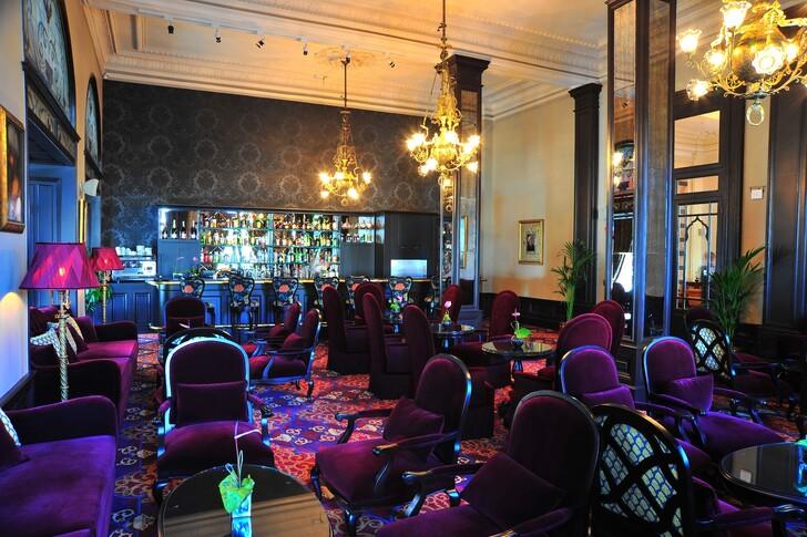 Отель Pera Palace Hotel Jumeirah