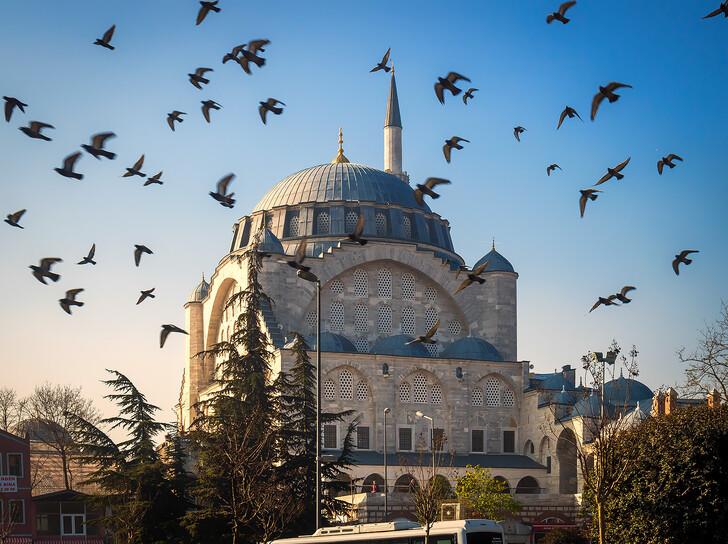 Мечеть Михримах султан