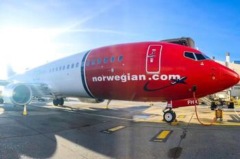 Norwegian Air может обанкротиться в начале 2021 года
