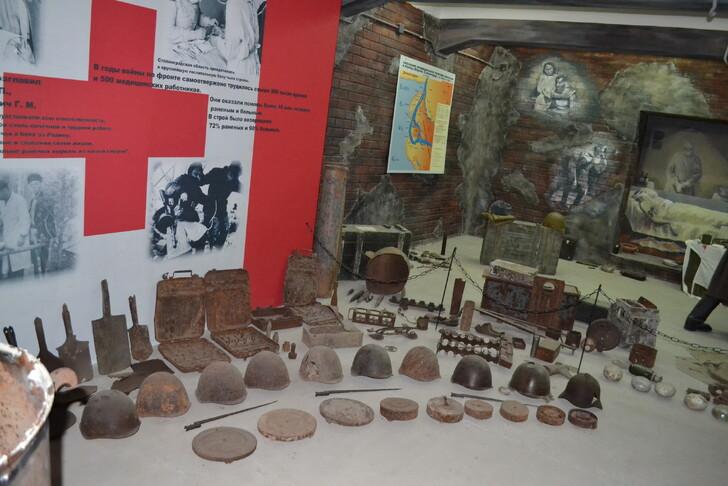 В музее «Память»