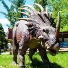 Парк динозавров «Затерянный мир» в Адлере