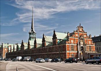 В Копенгагене запущен беспилотный автобус