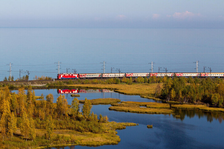 Поезд Москва — Кострома